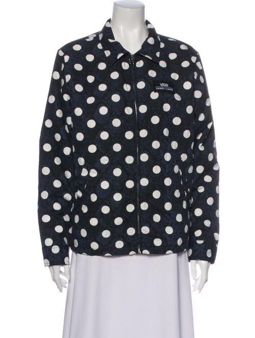 Vans x Sandy Liang Polka Dot Print Jacket w/ Tags