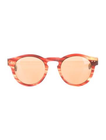 Tortoiseshell Leonard Sunglasses