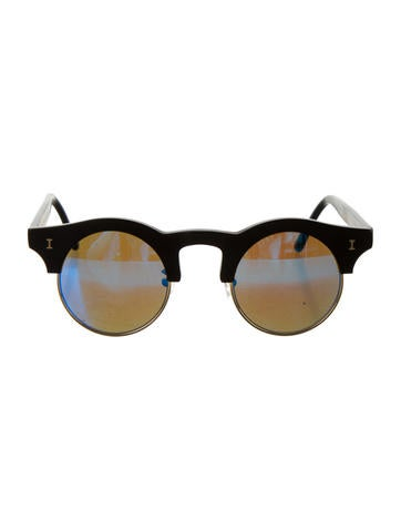 Corsica Round Sunglasses