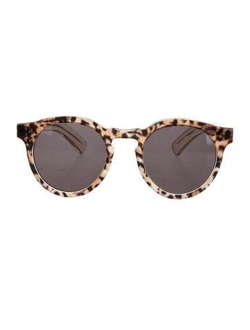Printed Leonard II Sunglasses