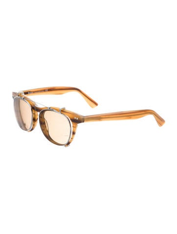 Brown Lenox Sunglasses