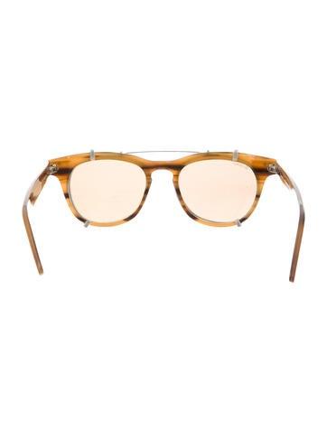 Brown Lenox Sunglasses
