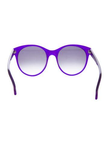 Oversize Mademoiselle Sunglasses