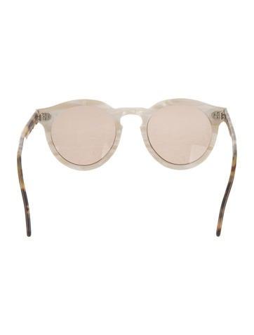 Leonard II Marbled Sunglasses