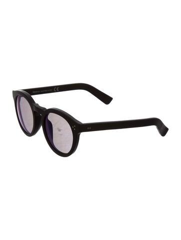 Circular Matte Sunglasses