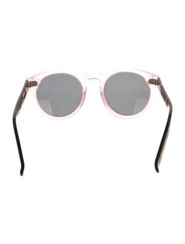 Leonard 2 Round Sunglasses
