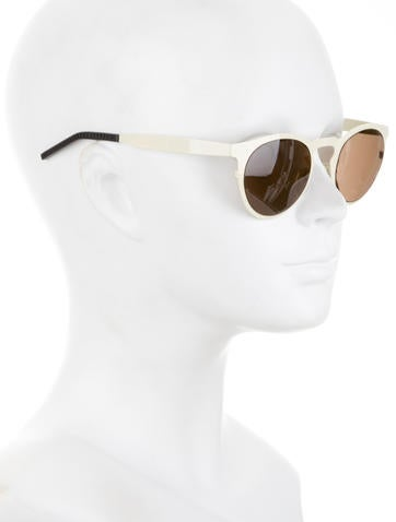 Gradient Lens Sunglasses