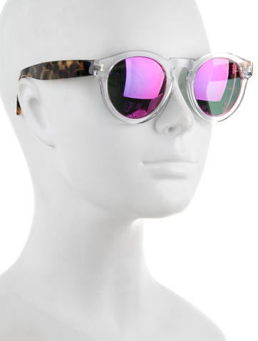Leonard Reflective Sunglasses