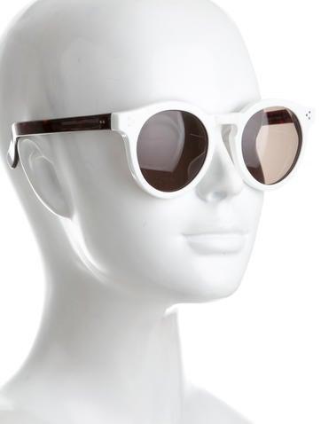 Leonard II Oversize Sunglasses