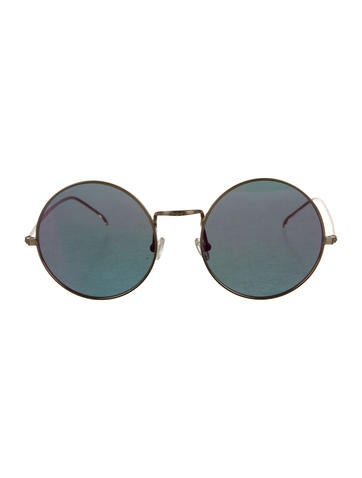 Porto Cervo Mirrored Sunglasses
