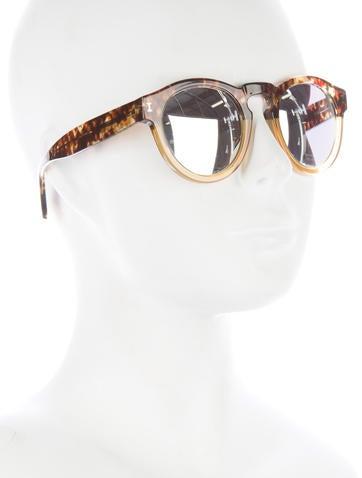 Leonard Tortoiseshell Sunglasses
