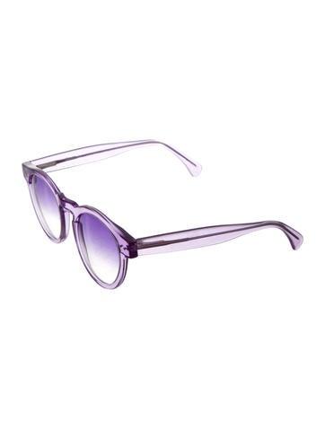 Leonard Gradient Sunglasses