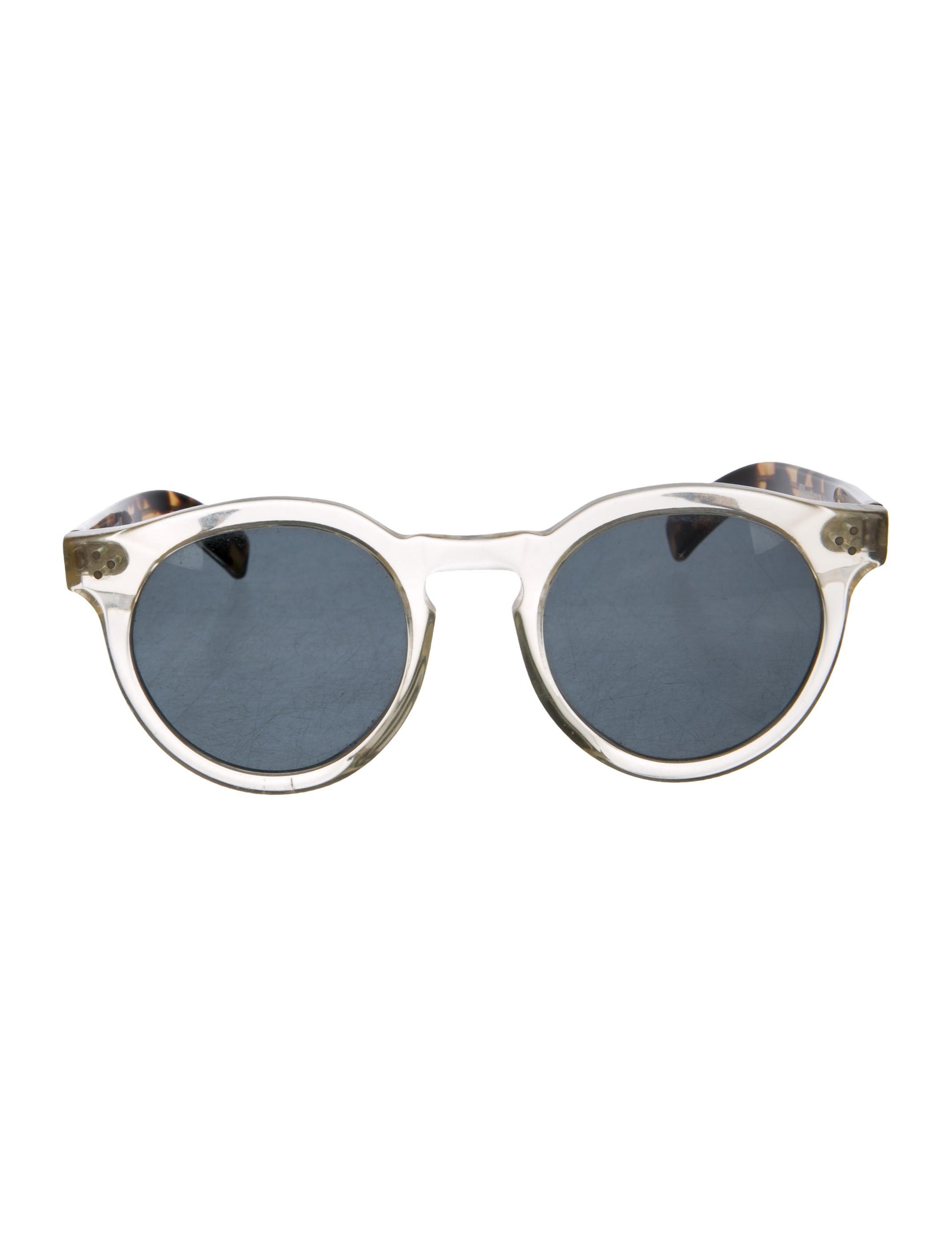16635850e98e5 Illesteva Leonard II Tinted Sunglasses - Accessories - WVT21801 ...