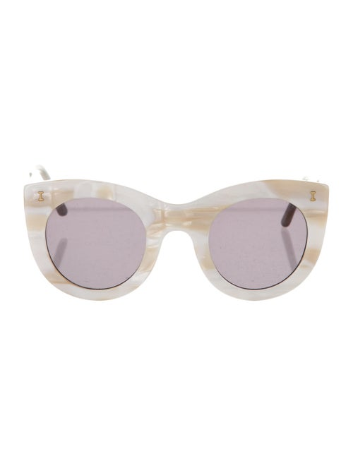 Illesteva Boca Cat-Eye Sunglasses