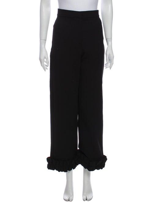 Vivetta Wide Leg Pants Black