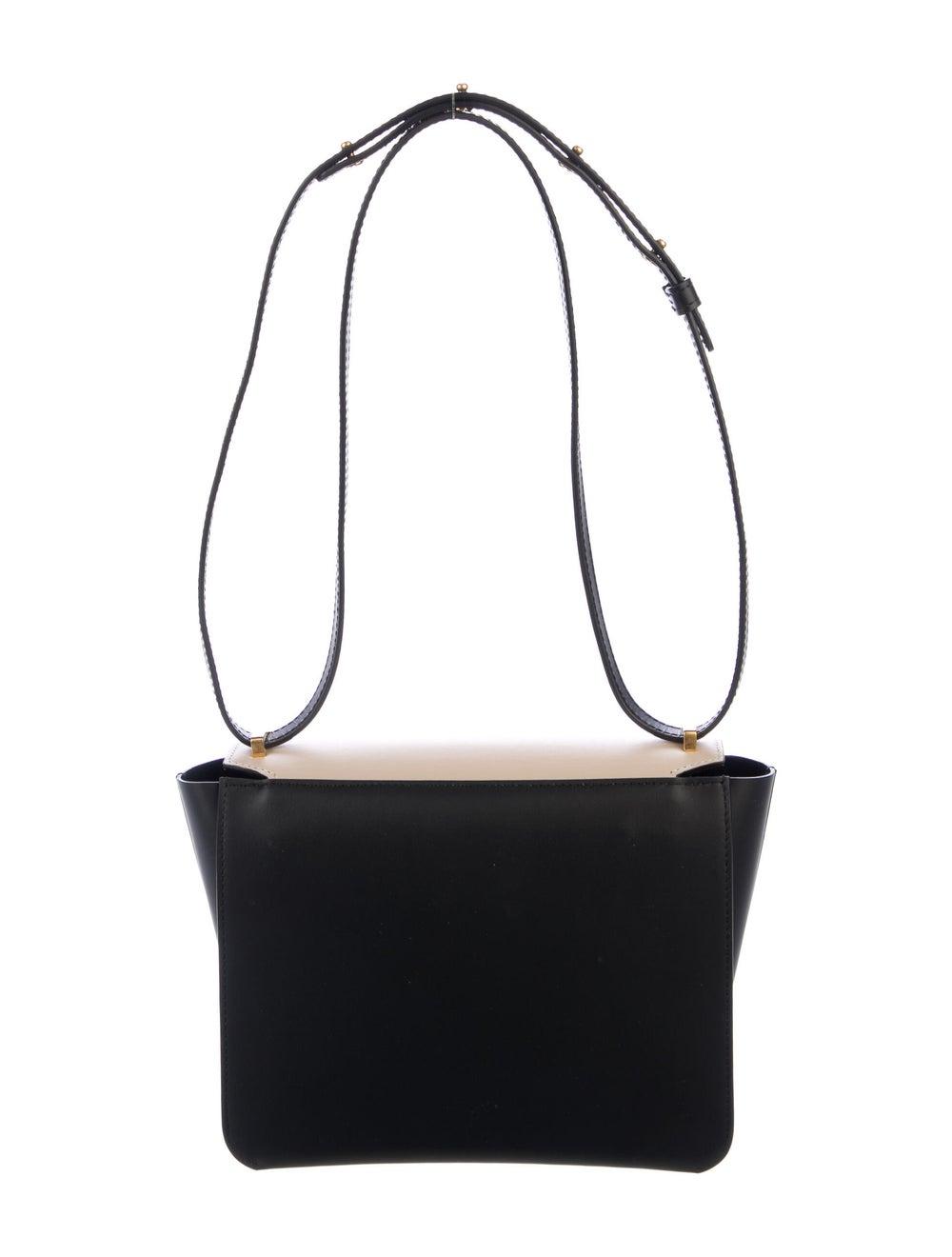 Wandler Leather Colorblock Crossbody Bag Black - image 4