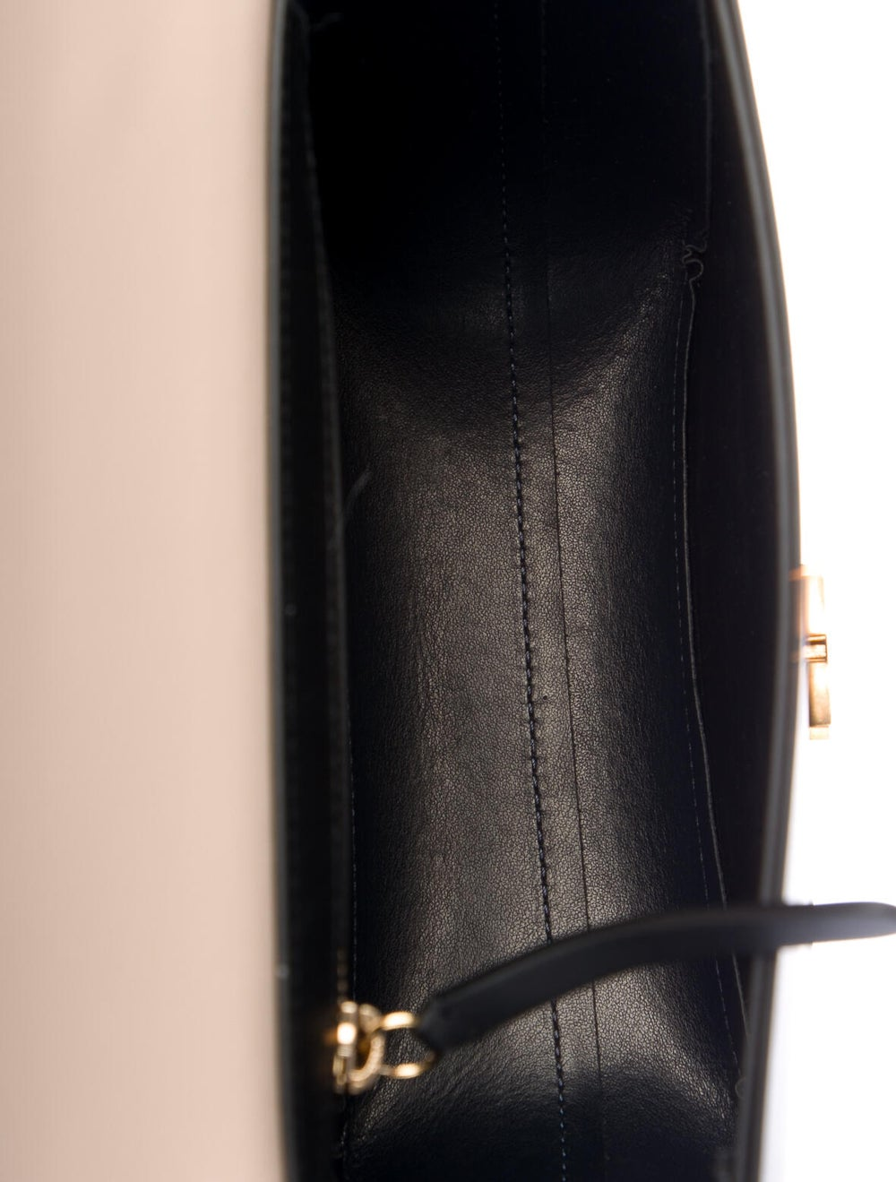 Wandler Leather Colorblock Crossbody Bag Black - image 5