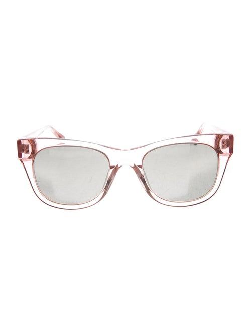 Warby Parker Silvan Wayfarer Sunglasses Pink - image 1