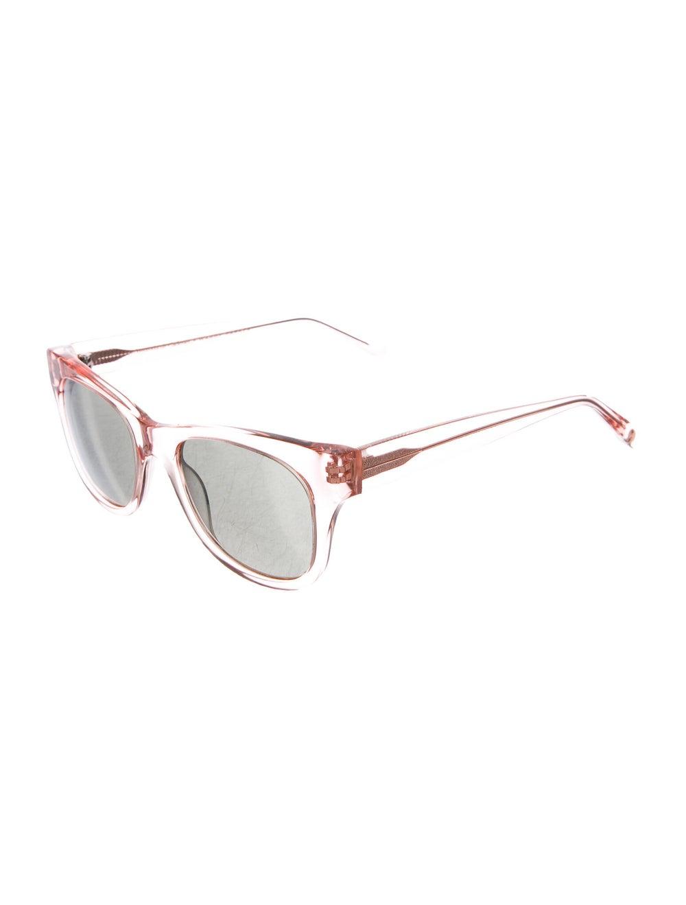 Warby Parker Silvan Wayfarer Sunglasses Pink - image 2