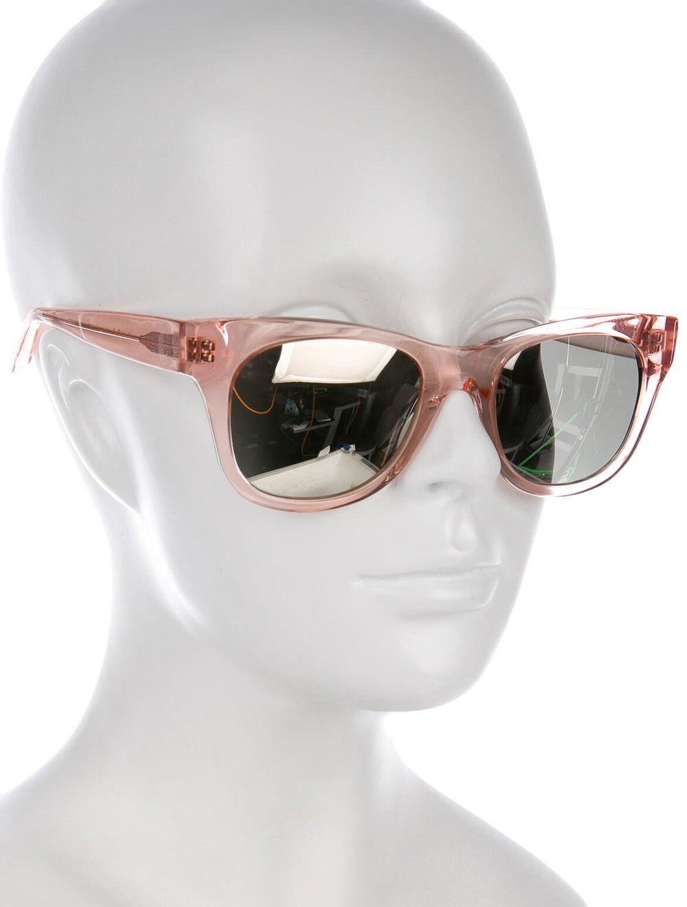 Warby Parker Silvan Wayfarer Sunglasses Pink - image 3