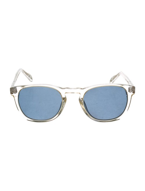 Warby Parker Topper Sunglasses Clear - image 1