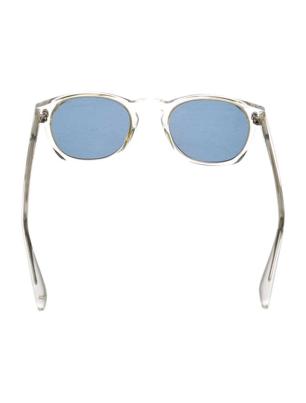 Warby Parker Topper Sunglasses Clear - image 3
