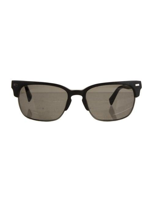 Warby Parker Ames Wayfarer Sunglasses Black