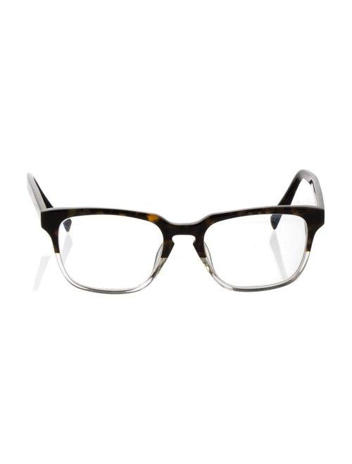 Warby Parker Wayfarer Eyeglasses Brown
