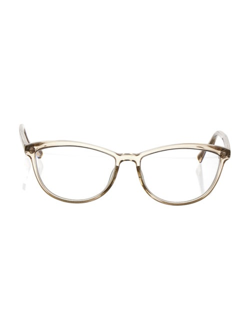Warby Parker Wayfarer Eyeglasses Clear