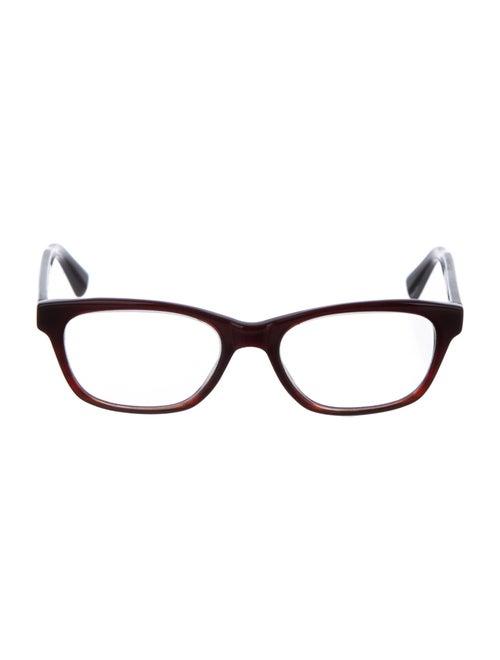 Warby Parker Square Eyeglasses Brown