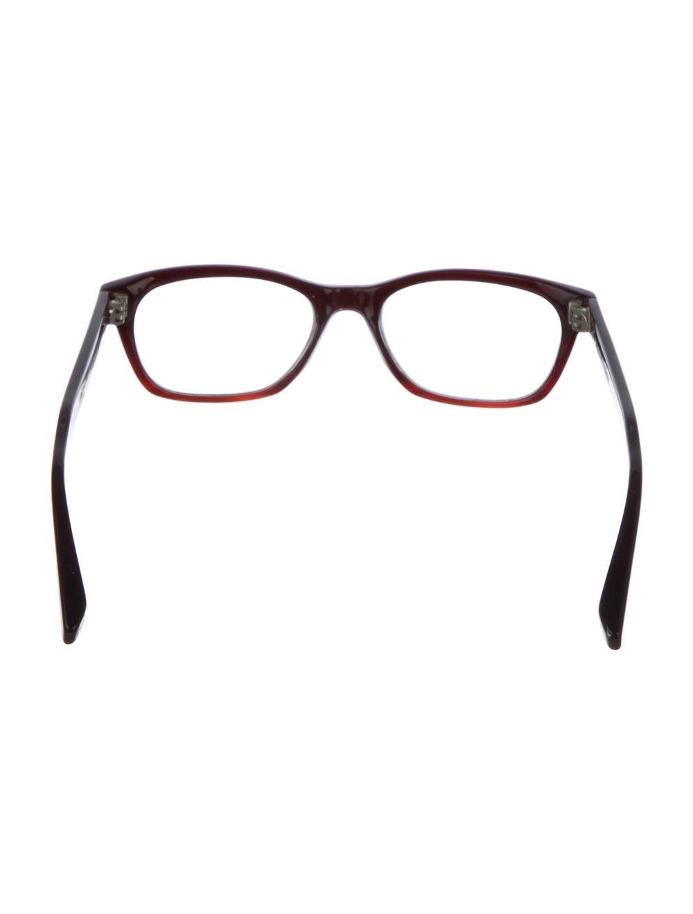 Warby Parker Square Eyeglasses Brown - image 3