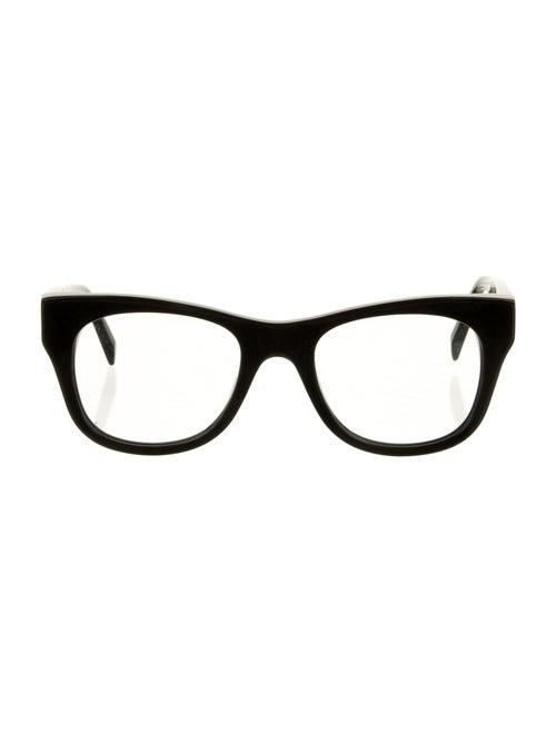 Warby Parker Square Eyeglasses Black
