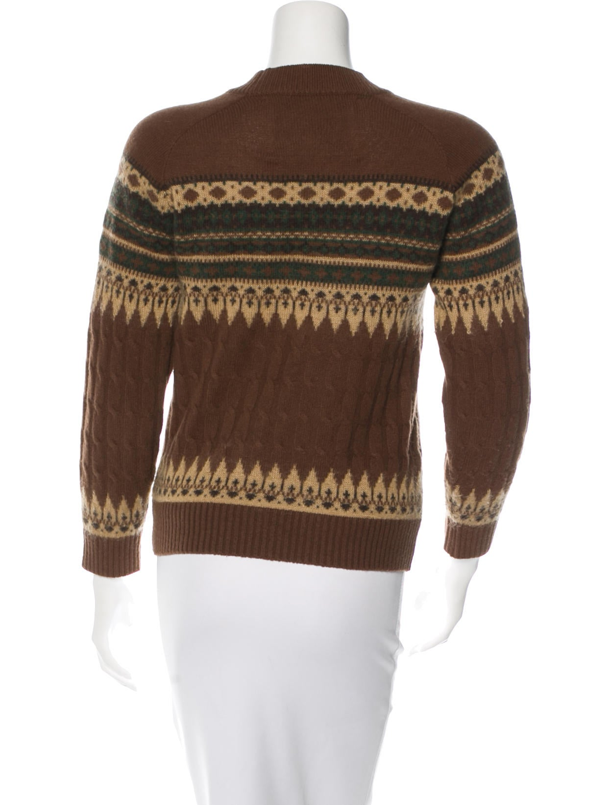 Cosmic wonder light source patterned wool sweater for Cosmic pattern clothing