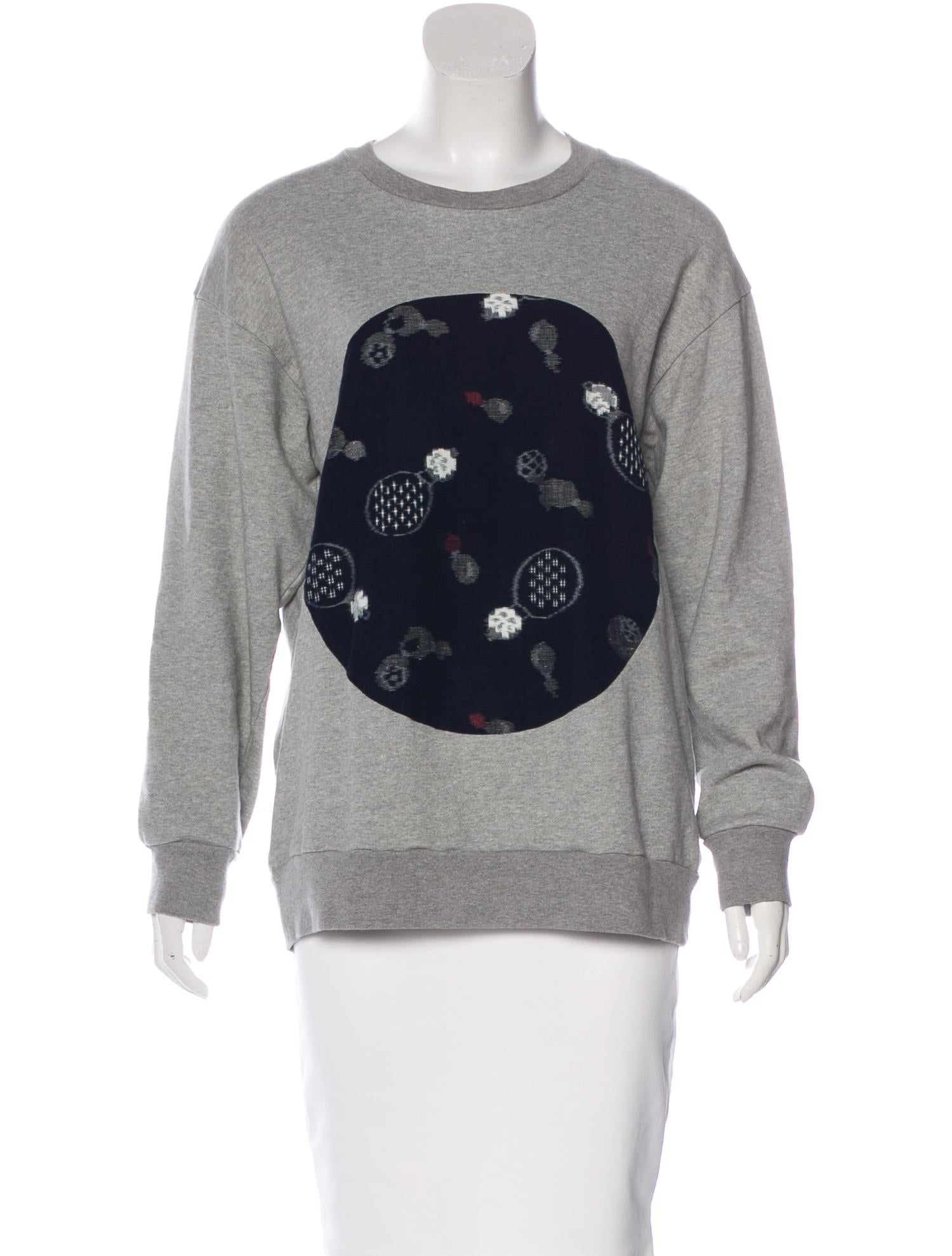 Cosmic wonder light source patterned long sleeve for Cosmic pattern clothing