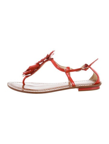 Coach 1941 Floral Thong Sandals recommend for sale pay with paypal finishline cheap online cheap sale cheapest price discount best seller 22smQvD