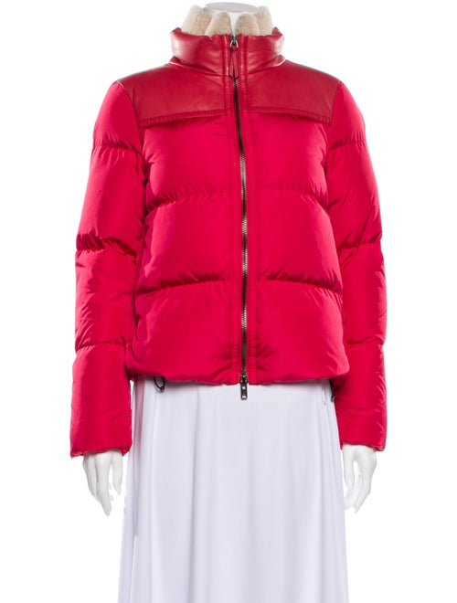 Coach 1941 Down Coat Red