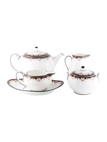 Wedgwood Medici Tea Set None