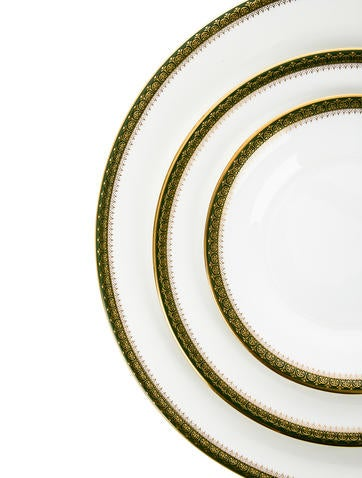 43-Piece Chester Partial-Table Service