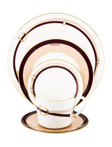 Wedgwood 5-Piece Equestria Place Setting None