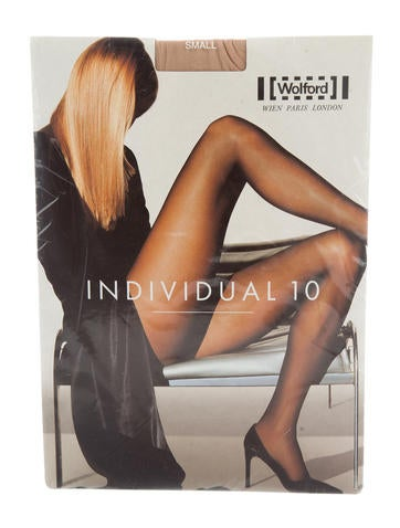 Wolford Individual 10 Tights w/ Tags None
