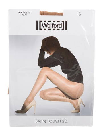 Wolford Satin Touch 20 Tights w/ Tags None