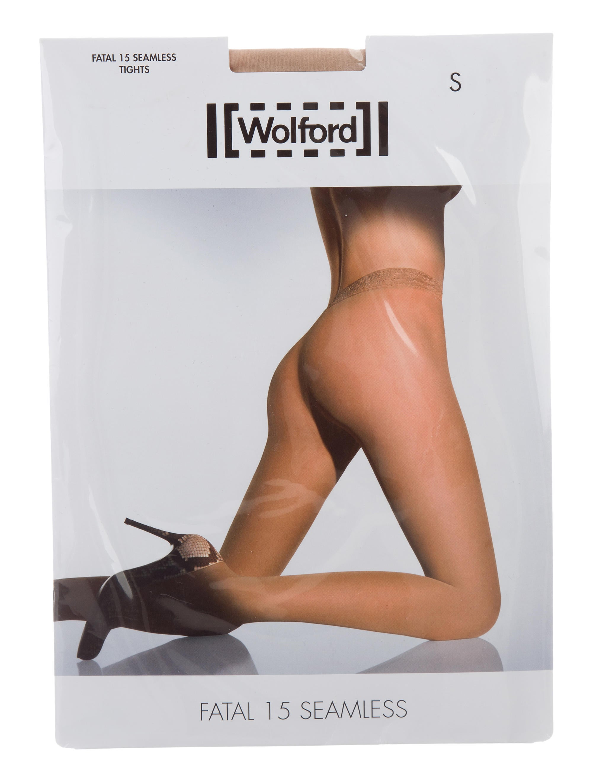 a3d449bf4 Wolford Fatal 15 Seamless Tights w  Tags - Accessories - WWF22209 ...