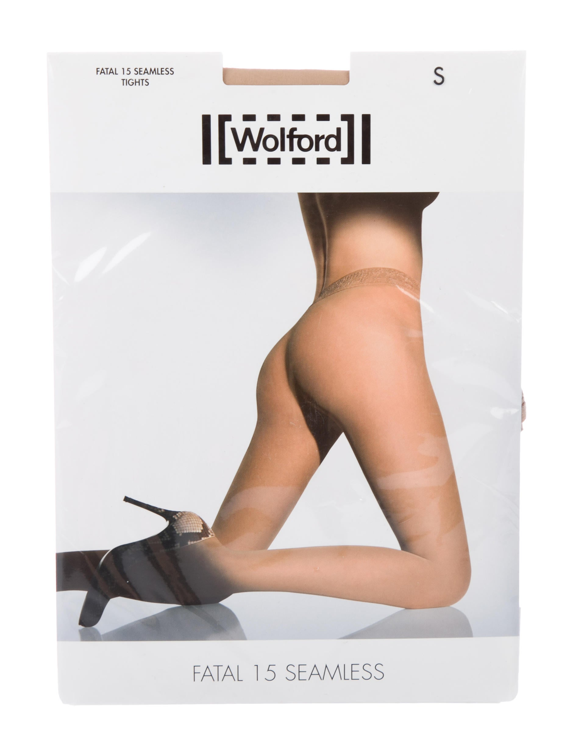 a4d65c41e4cf1 Wolford Fatal 15 Seamless Tights w/ Tags - Accessories - WWF22400 ...