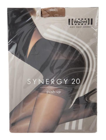 e1884cd63035d Wolford Push-Up Synergy Tights w/ Tags - Accessories - WWF23059 | The  RealReal