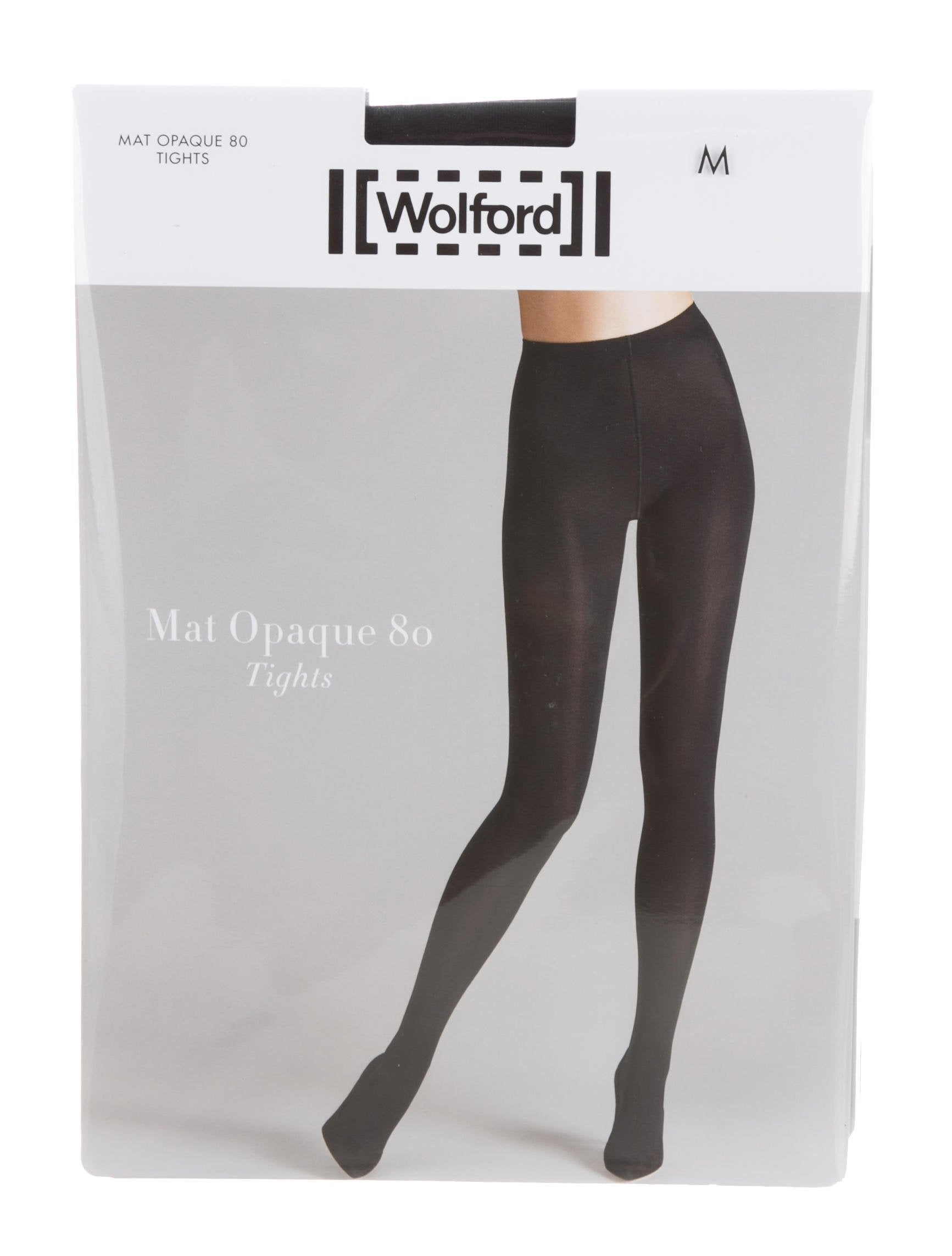 3c4db4c08e3 Wolford Mat Opaque 80 Tights - Accessories - WWF23544