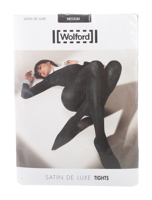 180b976e0 Wolford Satin De Lux Tights w  Tags - Accessories - WWF23777