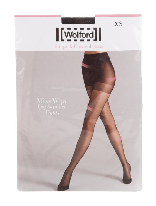 77318b108b1 Wolford Miss W30 Leg Support Tights w  Tags - Clothing - WWF24116 ...