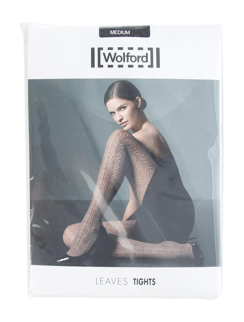 Wolford Leave Tights w/ Tags Grey