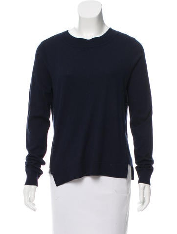 Whistles Wool-Blend Crew Neck Sweater w/ Tags None