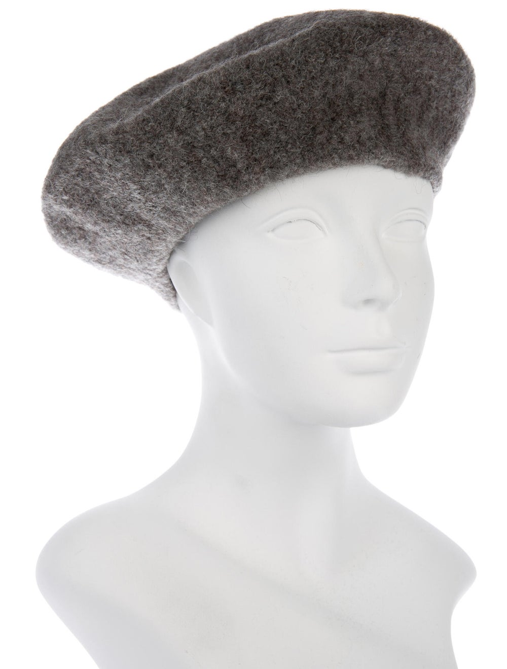 Lauren Manoogian Wool-Blend Woven Beret w/ Tags w… - image 3